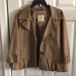 Old navy khaki XXL jacket